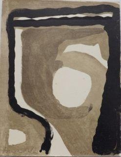 Lithographie Van Velde - Mason, 198