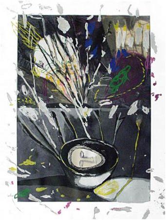Gravure Paladino - Mater, 1992