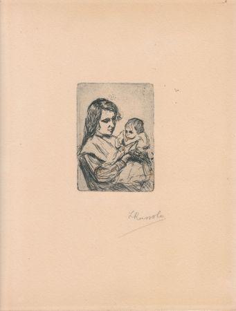 Aucune Technique Russolo - MATERNITÀ (Maternity)