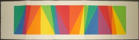 Lithographie Bill - Max Bill.