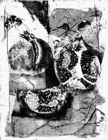 Eau-Forte Calandri - Melograne
