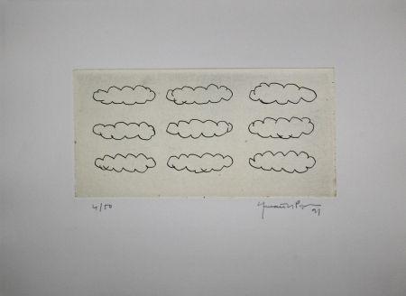 Gravure Hernandez Pijuan - Memòria de la Segarra VI