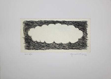 Gravure Hernandez Pijuan - Memòria de la Segarra VIII