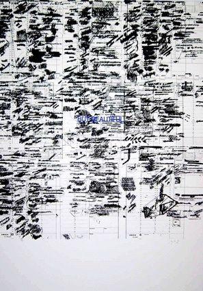 Sérigraphie Buraglio - Memento