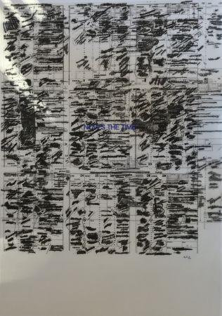 Sérigraphie Buraglio - Memento, Now's The Time