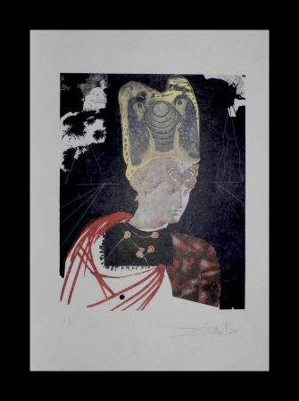 Gravure Dali - Memoies of Surrealism Crazy Crazy Crazy Minerv