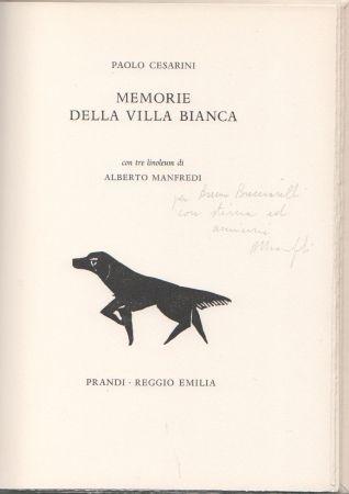 Livre Illustré Manfredi - Memorie della villa bianca