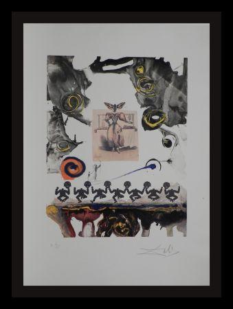 Gravure Dali -  Memories of Surrealism Surrealist Gastronomy