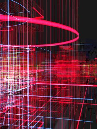Multiple Chevalier - Meta cités filaire rouge