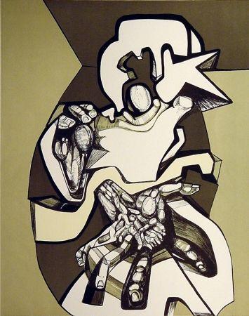 Lithographie Neizvestny - Metal Cry I, etat II