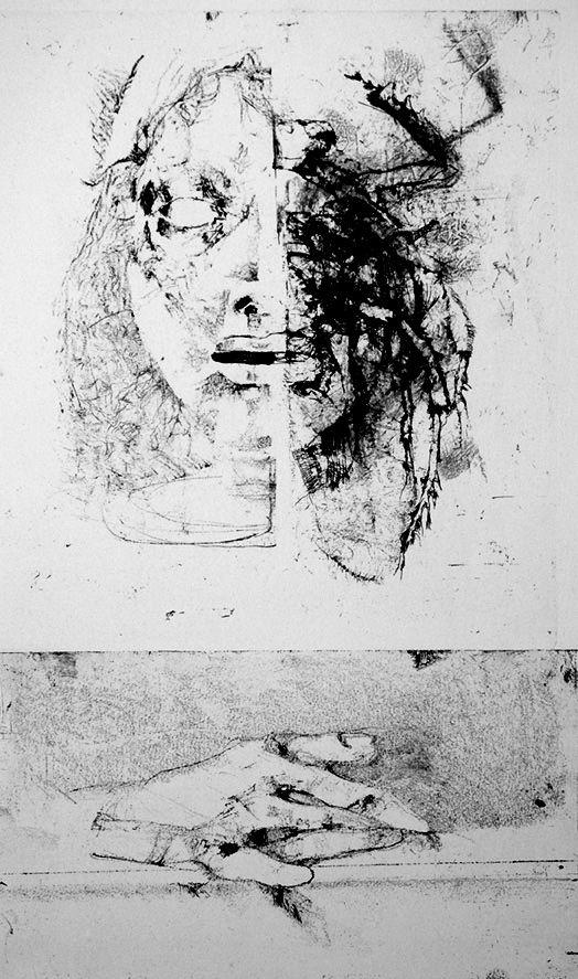 Gravure Vespignani - Metamorfosi I