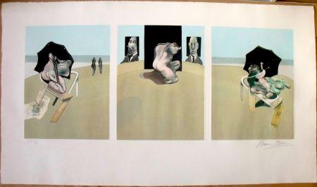 Eau-Forte Et Aquatinte Bacon - Metropolitan Triptych