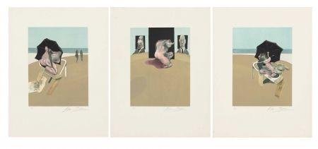 Gravure Bacon - Metropolitan Triptych (Large Version)