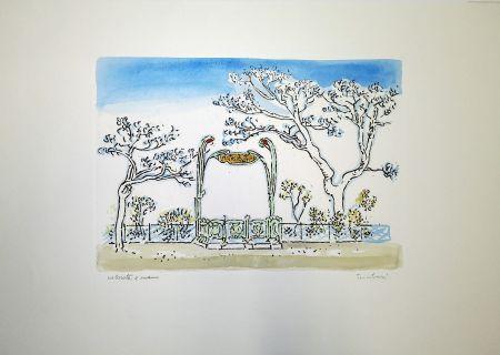 Eau-Forte Tamburi - Metropolitana