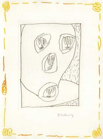 Livre Illustré Alechinsky - MICHON (Pierre). L'Origine du Monde.