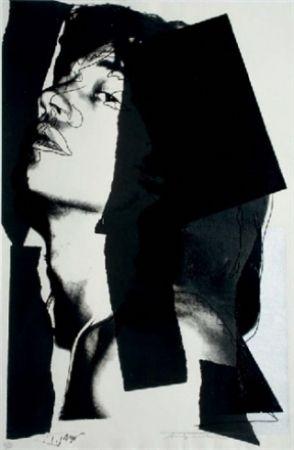 Sérigraphie Warhol - Mick Jagger II.144