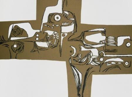 Gravure Guayasamin - Milay
