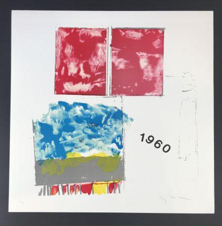 Sérigraphie Schifano - Millenocentosessanta