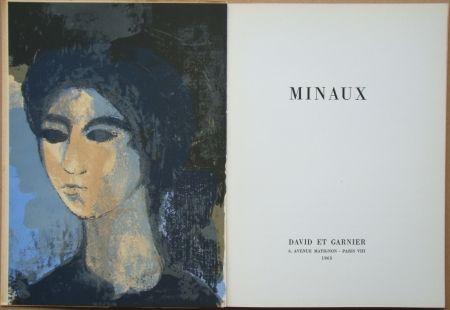 Livre Illustré Minaux - Minaux