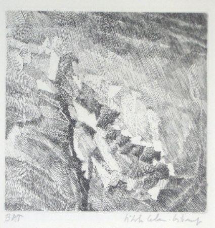 Gravure Celan Lestrange - Minuscules épisodes 4 - Repli