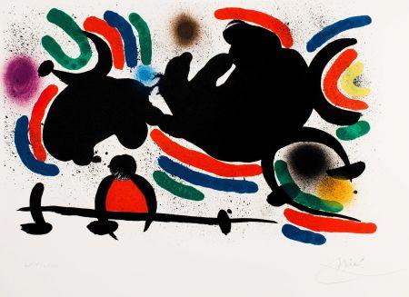 Aucune Technique Miró -  Miró lithographe I (Maeght 860)