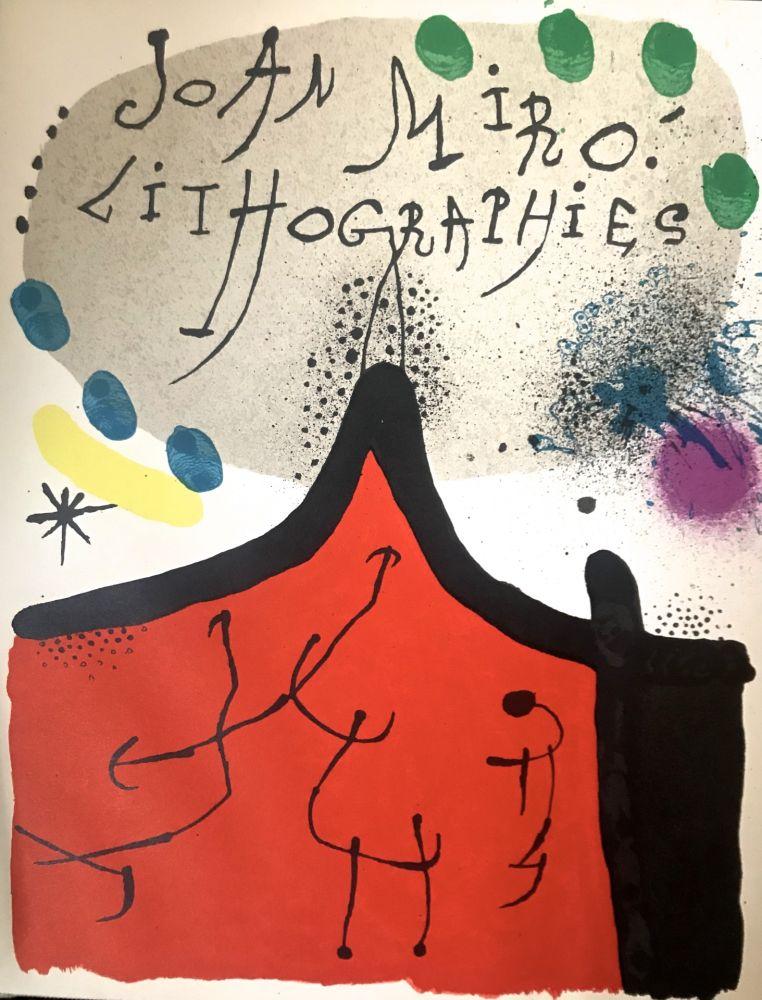 Lithographie Miró - Miro Lithographs 1