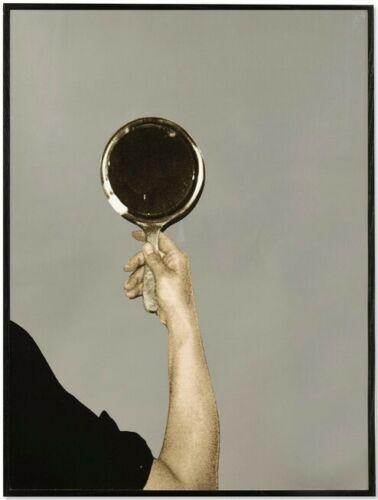 Sérigraphie Pistoletto - Mirror