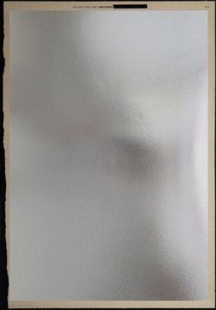 Lithographie Bleckner - Mirror