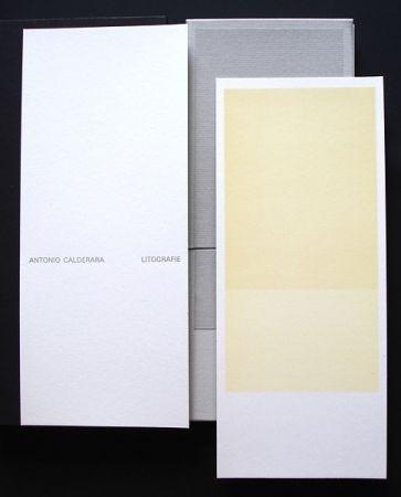Livre Illustré Calderara - Misura Colore Luce