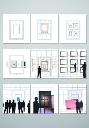Lithographie Paolini - Misura per misura