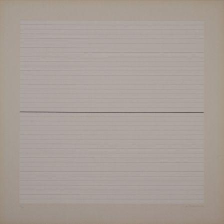 Sérigraphie De Alexandris - Misure di spazio