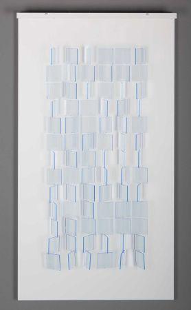 Multiple Le Parc - Mobile Translucide Bleu