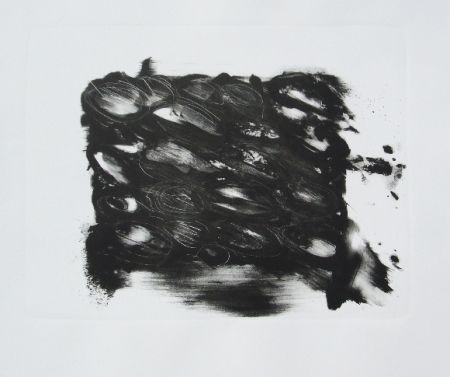 Lithographie Kounellis - MOD 1