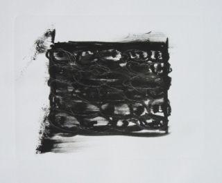 Lithographie Kounellis - MOD 2