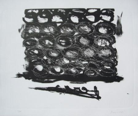 Lithographie Kounellis - MOD 5