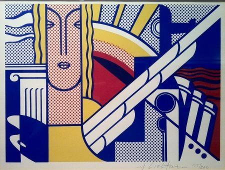 Sérigraphie Lichtenstein - Modern Art Poster