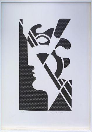 Aucune Technique Lichtenstein - Modern Head #5