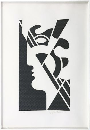 Multiple Lichtenstein - MODERN HEAD #5