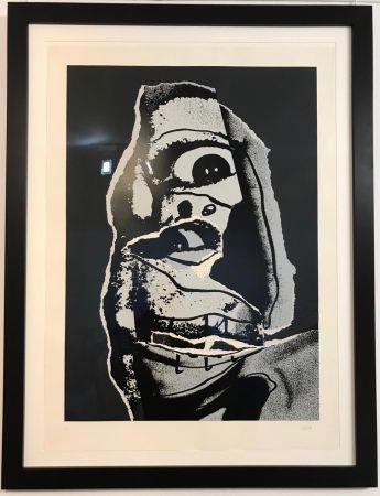 Lithographie Saura - Moi