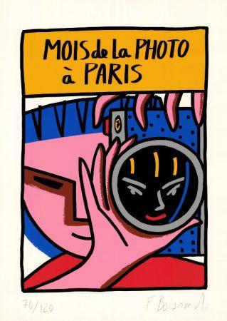Sérigraphie Boisrond - Mois de la photo à Paris