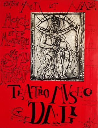 Aucune Technique Dali - Moise et le Monotheisme de Sygmund Freud
