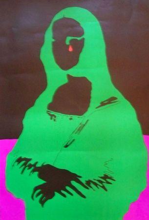 Affiche Cieslewicz  - Mona lisa