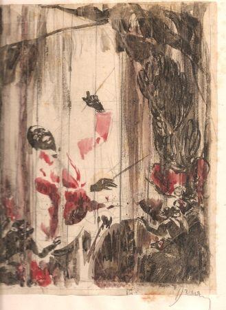 Livre Illustré Drian - Monsieur de Bougrelon