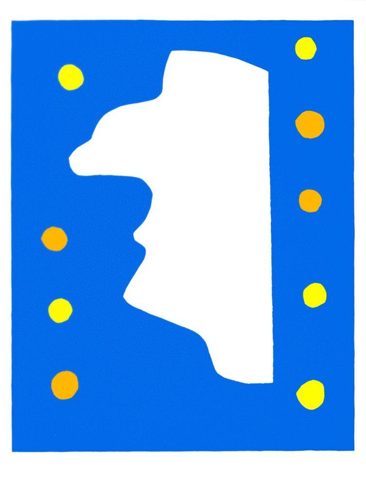 Lithographie Matisse - Monsieur Loyal