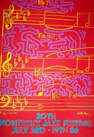 Offset Haring - Montreux jazz festival