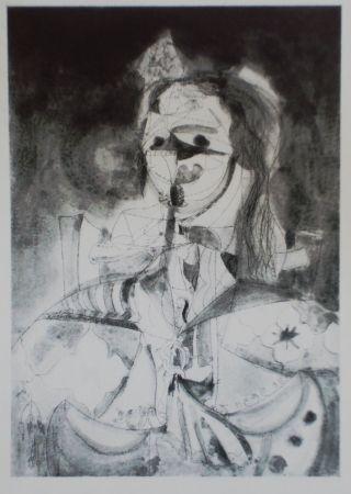 Eau-Forte Et Aquatinte Condo - More sketches of Spain-For Miles Davis 7