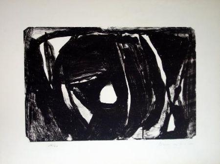 Lithographie Van Velde - MP 22