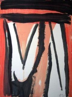 Lithographie Van Velde - MP 360