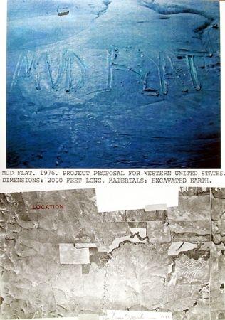 Lithographie Oppenheim - Mud Flat