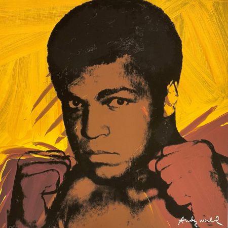 Offset Warhol - Muhammad Ali (Yellow)